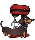 Рисуем таксу Бадди из мультфильма «Тайная жизнь домашних животных»